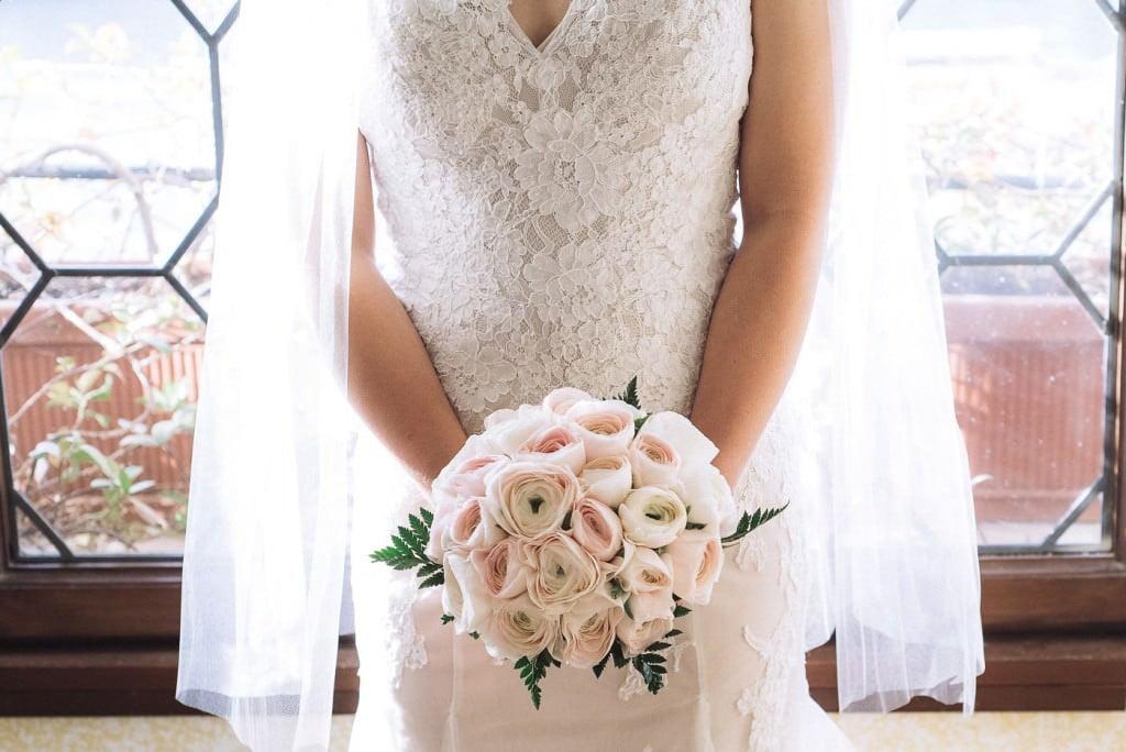 bouquet sposa venezia