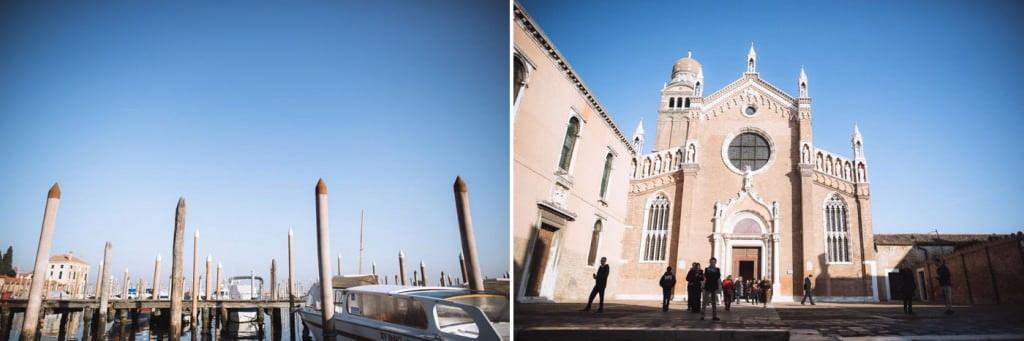 chiesa venezia matrimonio
