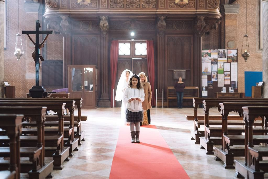 damigella matrimonio venezia