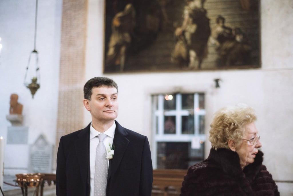 attesa sposo venezia