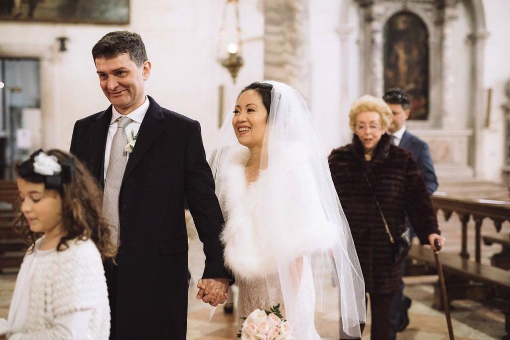 primo incontro sposi venezia