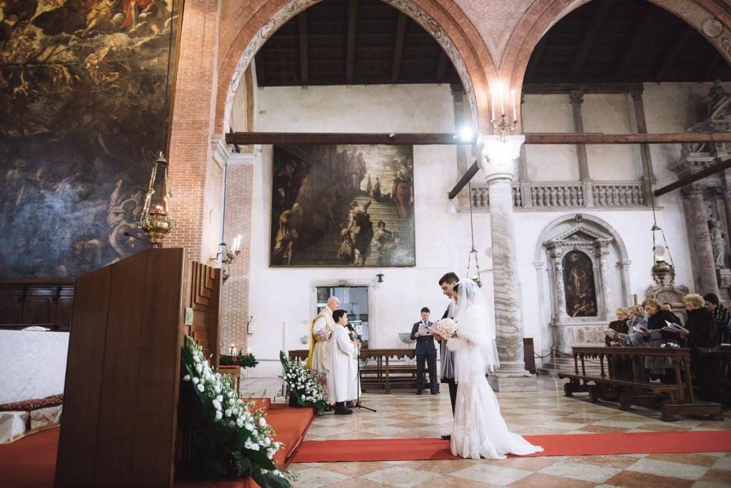 cerimonia matrimonio venezia