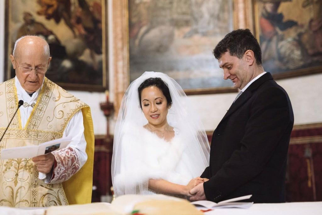 scambio promesse matrimonio venezia