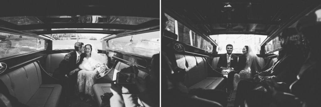 sposi taxi venezia