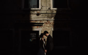 Pre Wedding in Venice