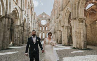 Matrimonio a San Galgano Toscana