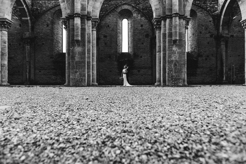 Matrimonio all'Abbazia San Galgano